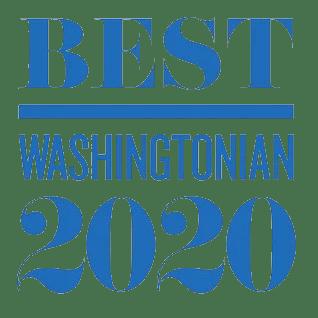 Best Washingtonian 2020