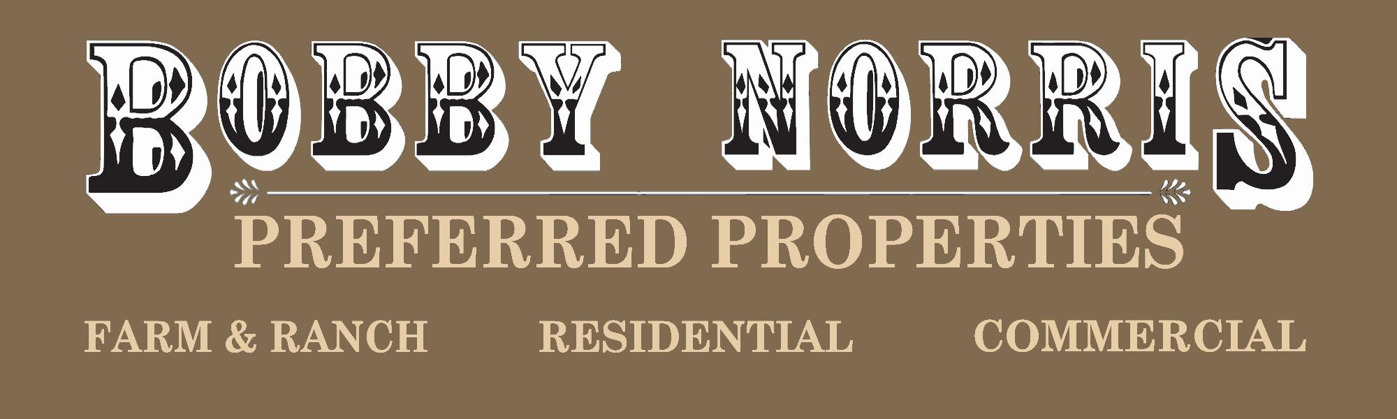 Bobby Norris Preferred Properties