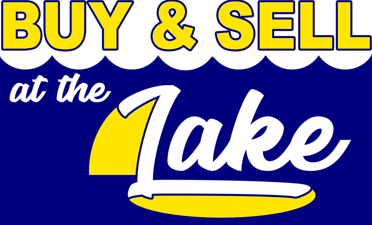 Buy & Sell at the Lake