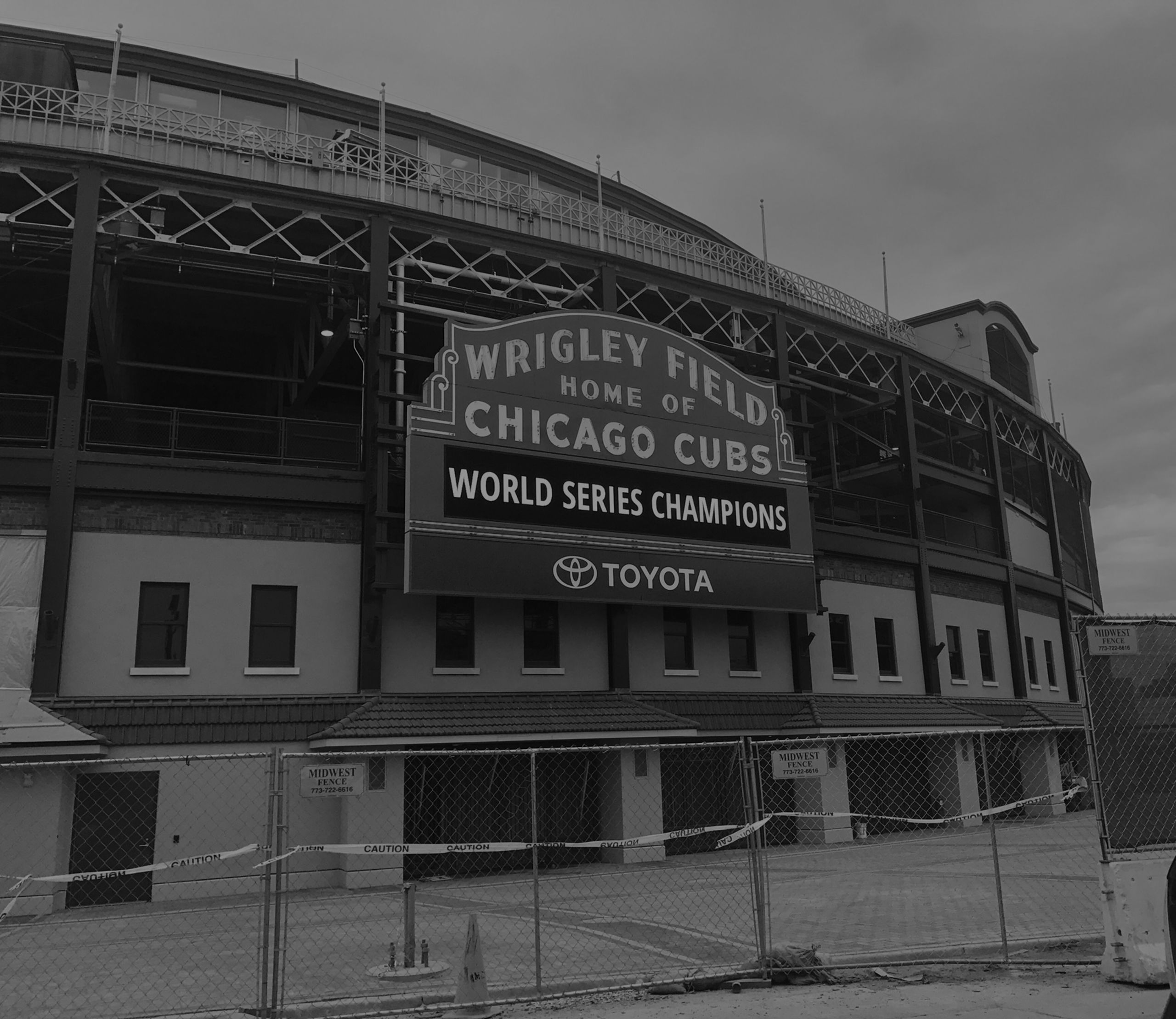 The New Look of  Wrigleyville