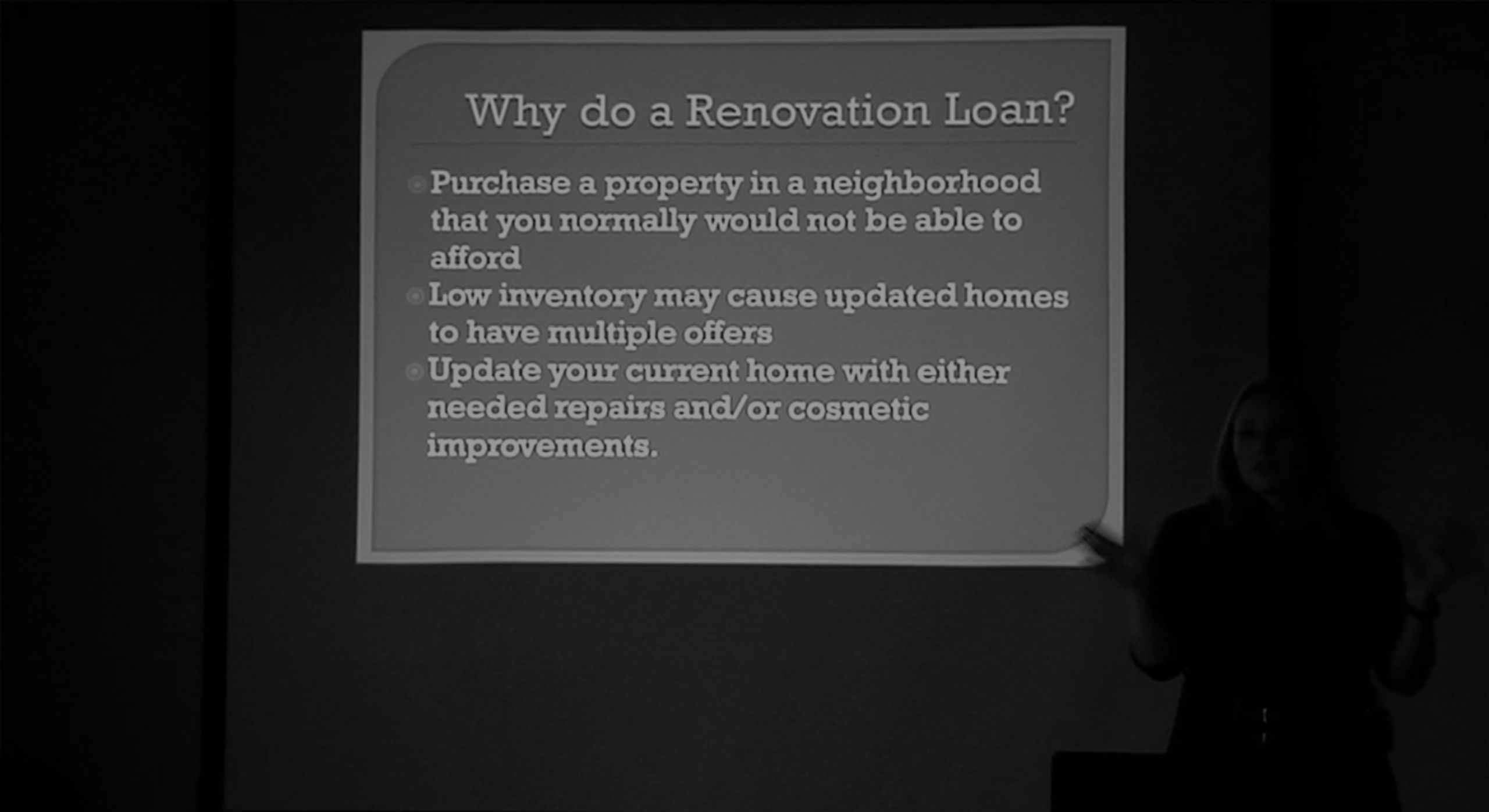 Renovation Loans for Fixer-Uppers – Video